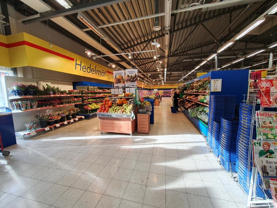 K Market Halinen